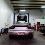 Talon Eagle, Nissan GTR r32, and Mazda rx7