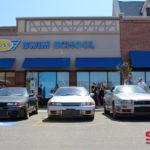 Nissan GTR r32 and Nissan GTR r34