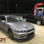 Nissan GTR r32 and Nissan GTR r33